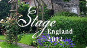 Stage : England 2012